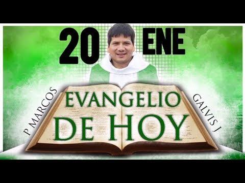 EVANGELIO DE HOY Domingo 20 de Enero de 2019.