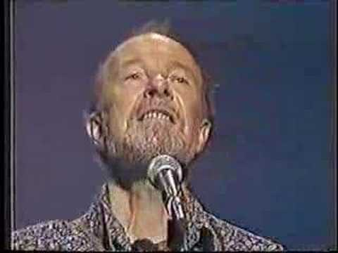 Pete Seeger - Get up and go
