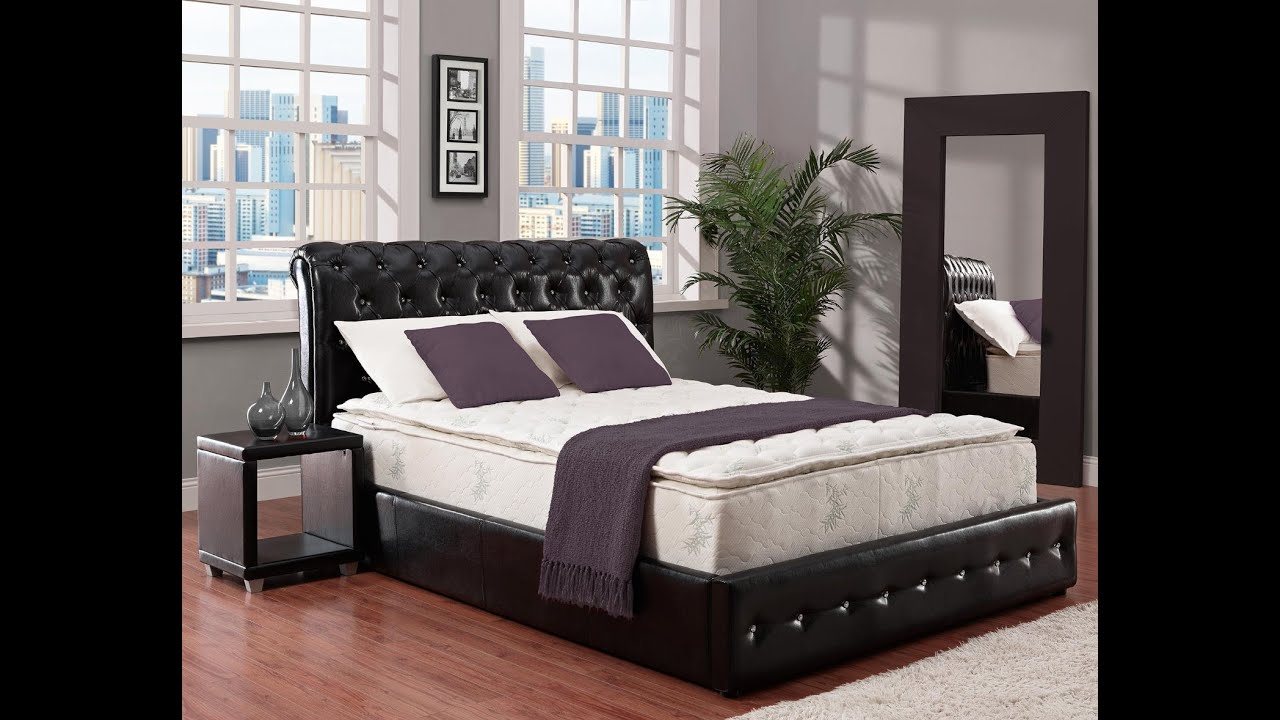 signature sleep 13inch encased coil mattress queen review youtube