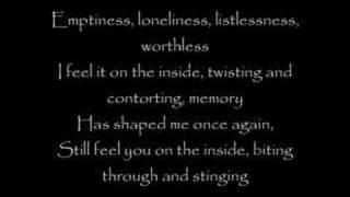 Mudvayne Forget to Remember Lyrics