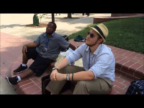 "Public Relations ""Man on Street"" Interviews"