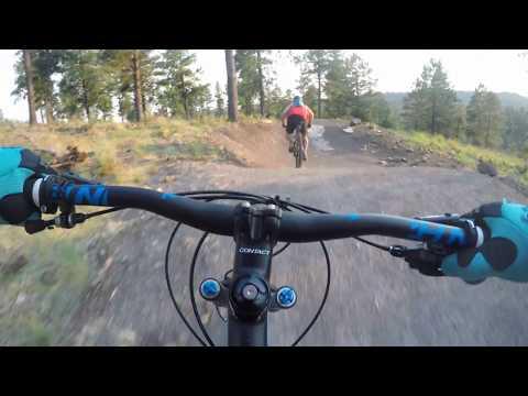 Mountain Biking Cedar Creek Trail, Ruidoso NM