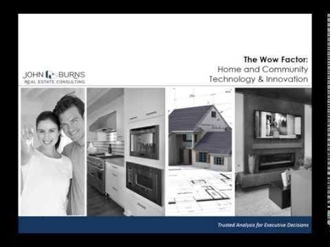 Q1 2015 Webinar: The Wow Factor - Home Technology & Innovation
