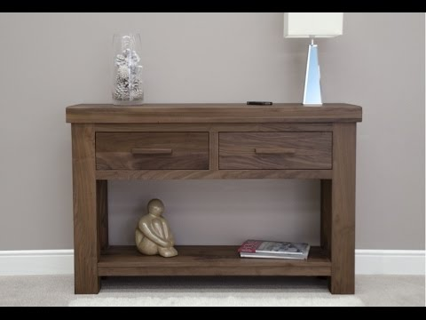 Hallway Console Table With Storage Ideas Uk