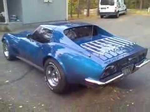 corvette 454 stingray 1970 youtube. Black Bedroom Furniture Sets. Home Design Ideas