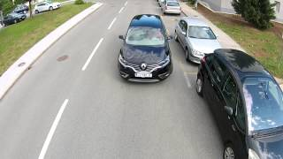 Renault Espace 2015 review, auto parking
