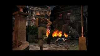 Resident Evil 3: Nemesis cutscenes - Carlos