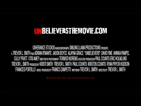 UNBELIEVERS Movie Teaser #1 I Am The Law
