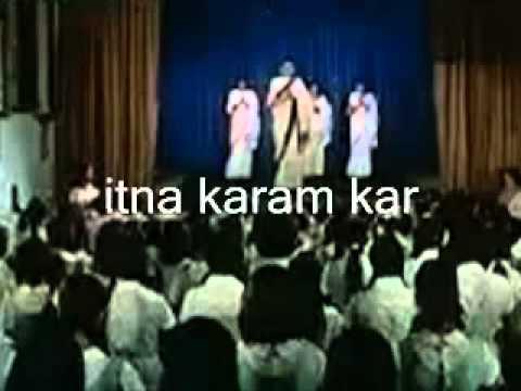 Hum Ko Man Ki Shakti Dena-Instrumental & Lyrics-Guddi