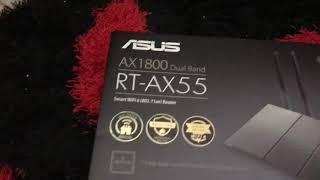 Setup Router Asus RT-AX55