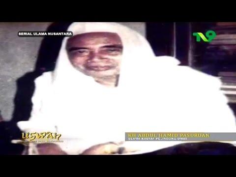 KH. Abdul Hamid Pasuruan - Ulama Kasyaf Pelindung Umat