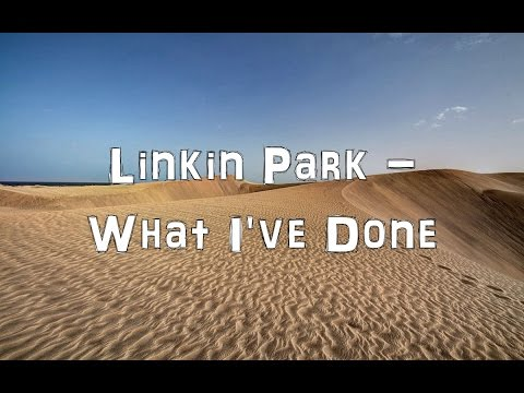 Linkin Park - What I've Done [Acoustic Cover.Lyrics.Karaoke]
