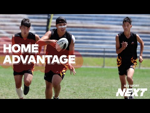 Touch Ep 2 | Partner Challenges: The Starks Go Head-To-Head  | Home Advantage