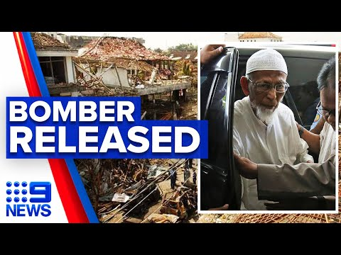 Accused Bali bombing mastermind released from jail | 9 News Australia thumbnail