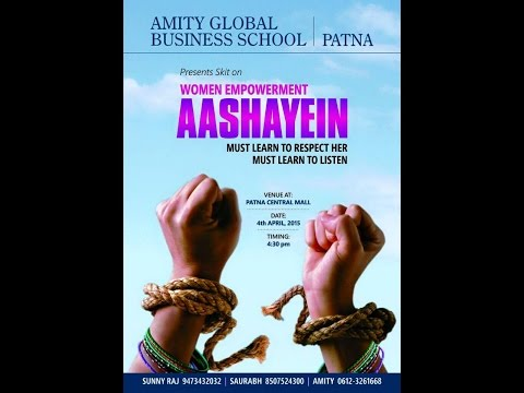 Aashayein- Street Play on Women...