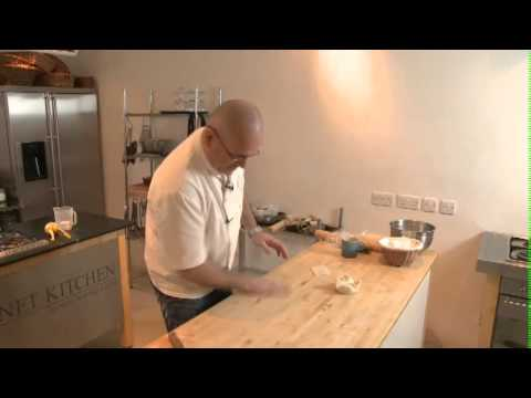How To Make Puff Pastry With Richard Bertinet Author Of Pastry