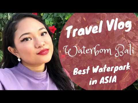 WATERBOM BALI, Best Waterpark in Asia - Travel Vlog