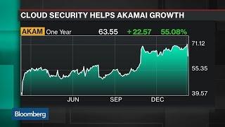 Cloud Security Helps Akamai's Growth