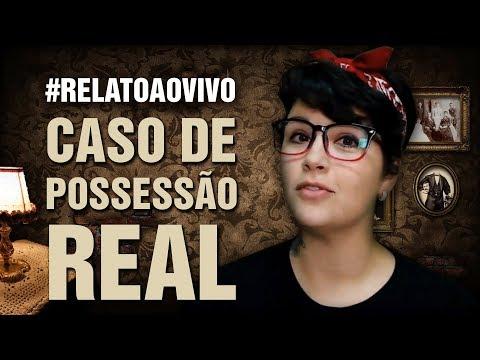 COMEÇOU E ESSE RELATO É D+! Caso de Possessão Real! #RelatoAoVivo 236