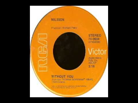 Nilsson - Without You (1972)