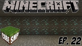 Minecraft Cube SMP: Slime Chunk Finding! - Ep 22