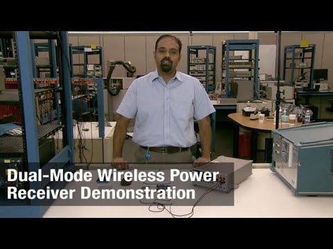 Dual-Mode Wireless Power