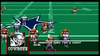 Video 35 -- Madden NFL 98 (Playstation 1)