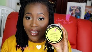 KINKY TRESSES REVIEW w/DEMO | 4C HAIR