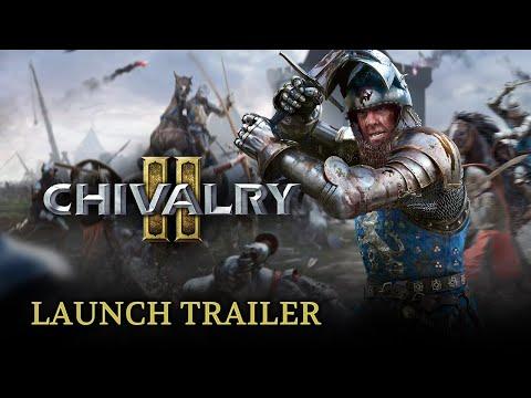 Chivalry 2 – Launch Trailer
