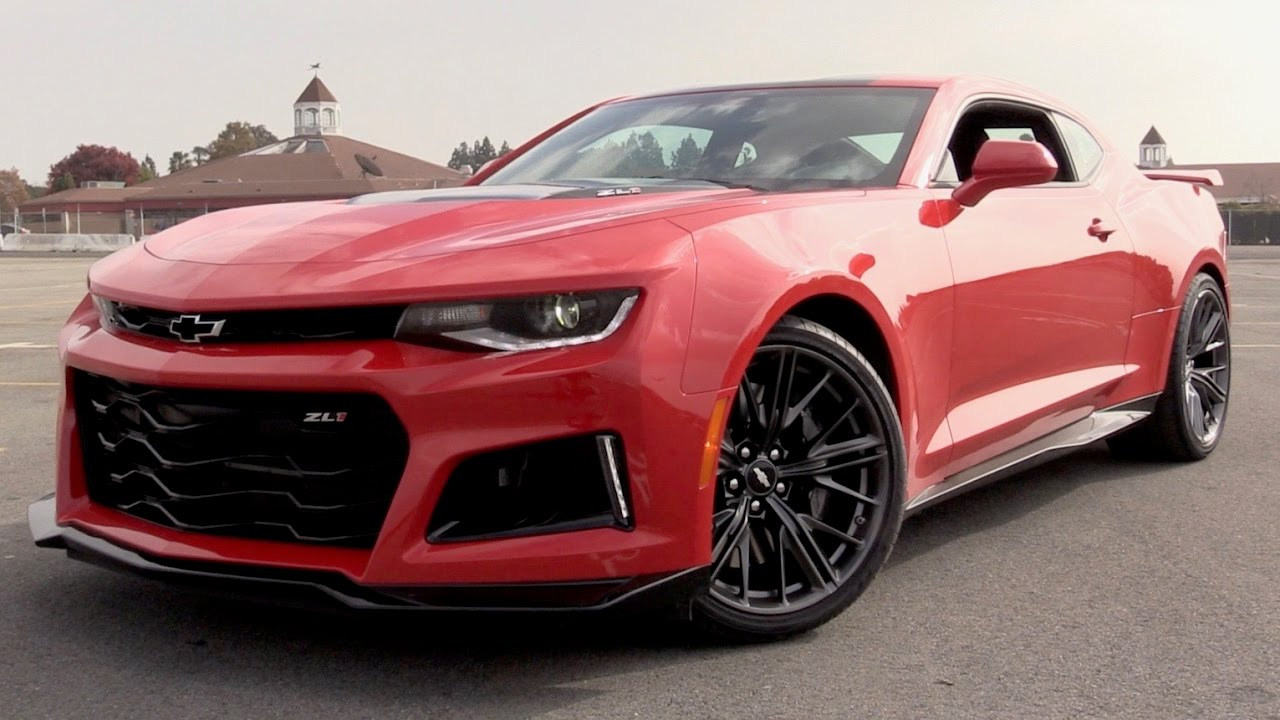 2017 chevrolet camaro zl1 road track test in depth. Black Bedroom Furniture Sets. Home Design Ideas