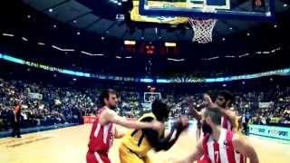Shawn James - Maccabi Tel Aviv Highlights