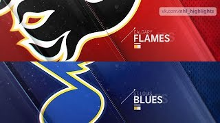 Calgary Flames vs St. Louis Blues Oct 11, 2018 HIGHLIGHTS HD