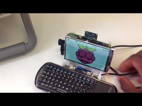 BUILD YOUR OWN PORTABLE RASPBERRY PI TOP