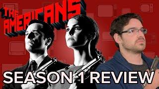 THE AMERICANS Season 1 Review (Spoiler Free)