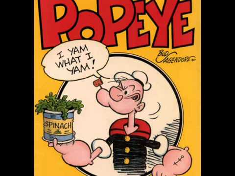The Fendermen - Popeye  (1964)