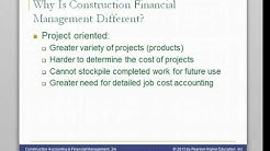 Chapter 1-Overview of Construction Financial Management