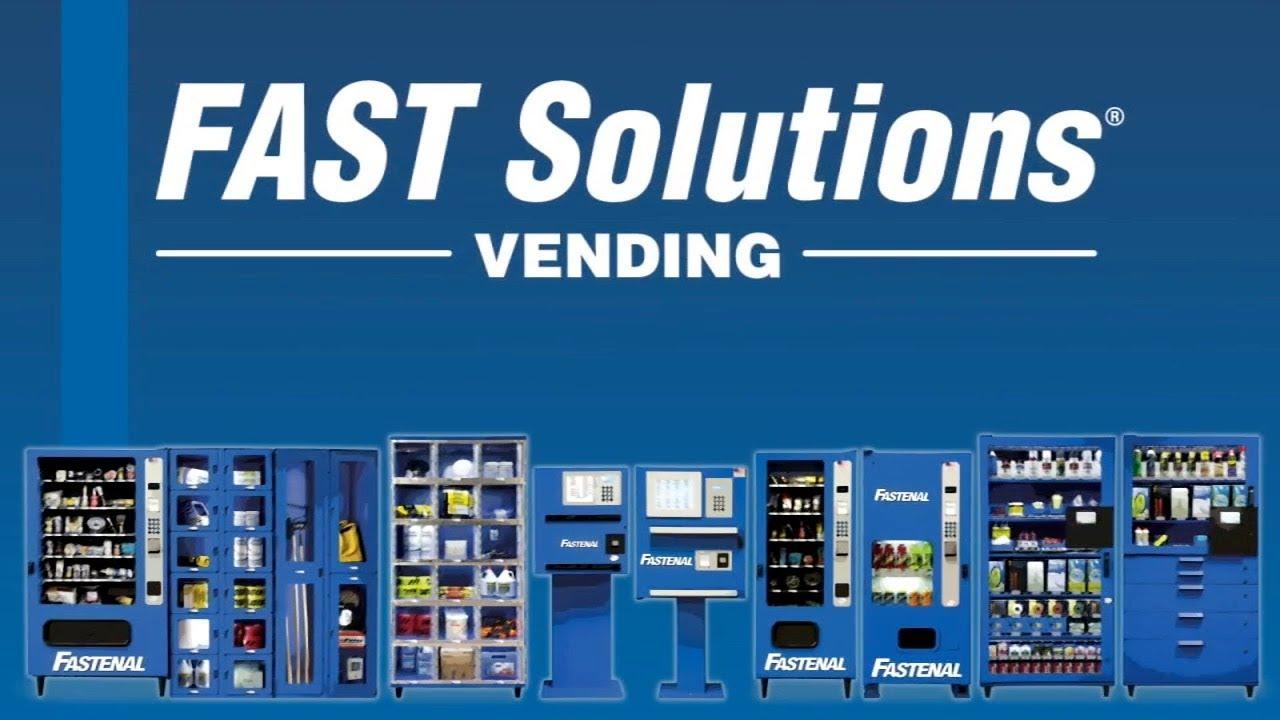 4c99ca2b5fb1 Vending Solution | Fastenal Canada