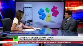 Will Candy Crush's 'Candy' trademark take down Candy Land?