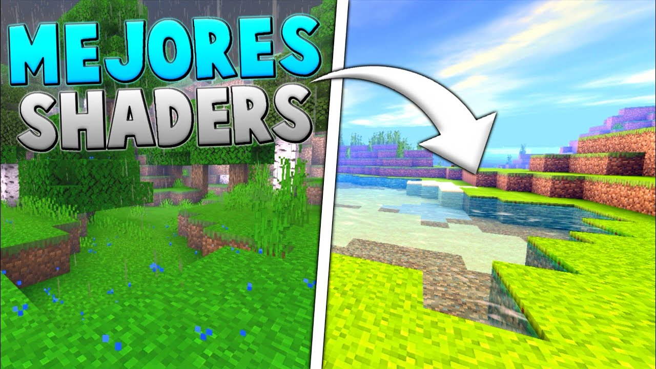 Los Mejores Shaders Para Minecraft Pe 1 14 1 16 Shaders Minecraft 1 15 Mcpe 1 16 Shaders Youtube