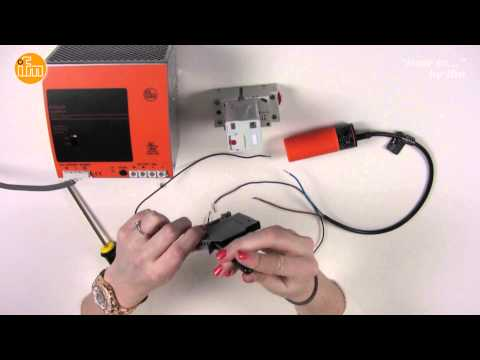 How to Wire a 2-Wire AC Sensor - YouTube Ac Proximity Switch Wiring Diagram on