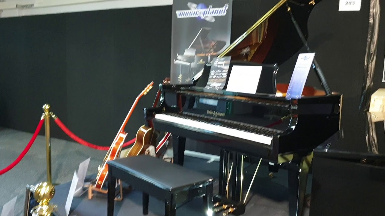 Musical Instruments from Music Planet at Auckland Home Show 2018