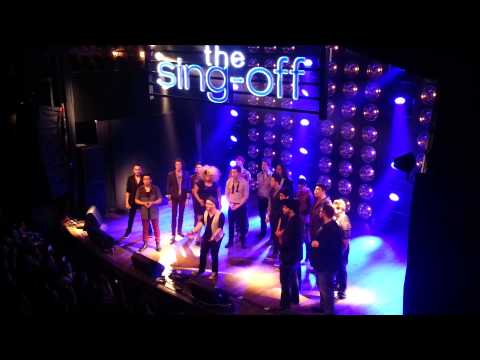 The Sing-Off Tour: Final Closing Number