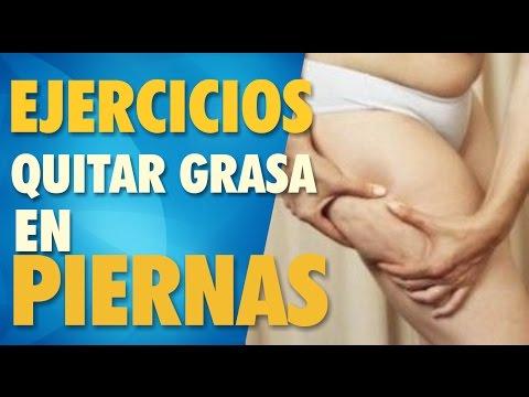 RUTINA PARA ELIMINAR GRASA DE PIERNAS | CARDIO INTENSO