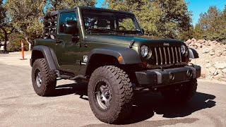 Used Jeep Wrangler Buyers Guide