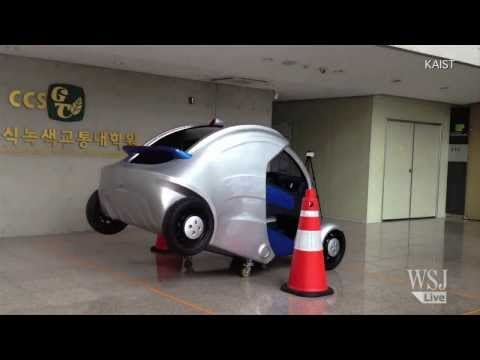 Shrink Your Car to Fit in Small Parking Spaces