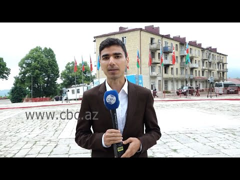 Президент Турции находится с визитом в Азербайджане