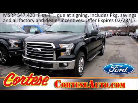 2016 Ford F-150 SuperCab Rochester, NY | 2016 Ford F-150 Rochester, NY