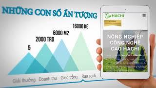 Hachi - Nông nghiệp công nghệ cao