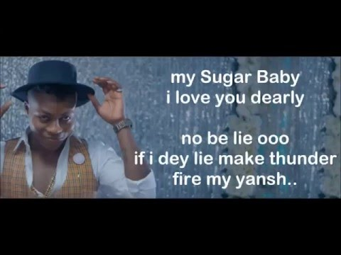 Reekado Banks – Sugar Baby Official Music Video (Lyrics) | VERIFIED