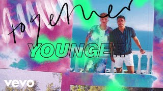 Jonas Blue, HRVY - Younger (Lyric)